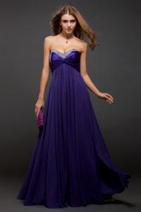 robe-longue-bustier-coeur-empire-en-mousseline-pour-mariage-froncee-bijoutee
