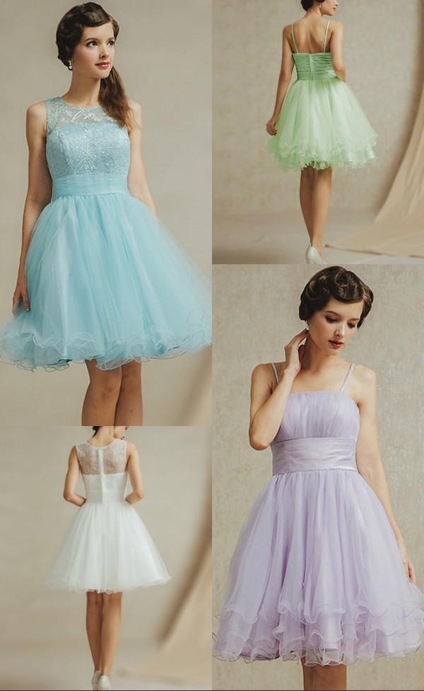robe-trapeze-courte-pour-demoiselle-dhonneur-en-tulle
