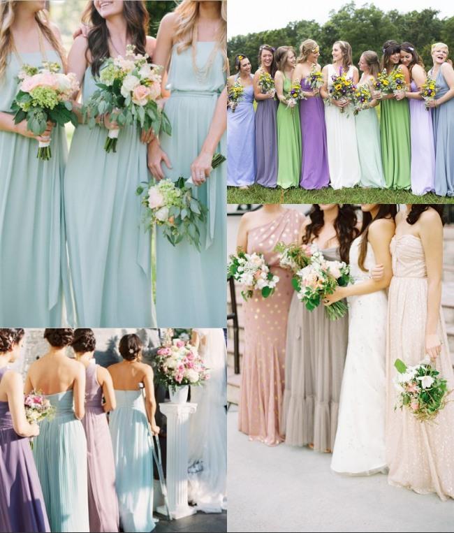 robes-pastels-elegantes-en-mousseline-pour-demoiselle-dhonneur