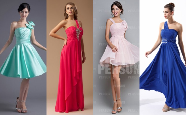 robes-style-asymetrique-pour-tunue-invitee-du-mariage