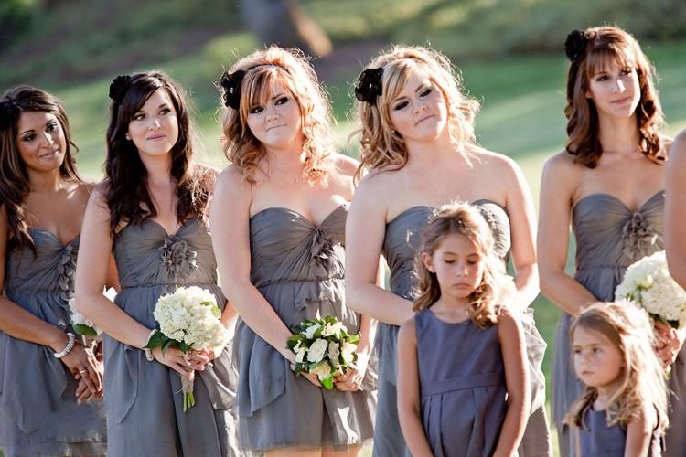 Robes grises bustier coeur pour témoin mariage.jpg