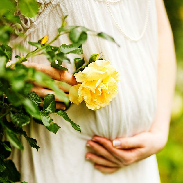 la grossesse de maman