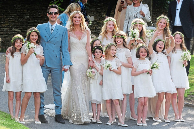 mariage Kate Moss et Jamie Hince