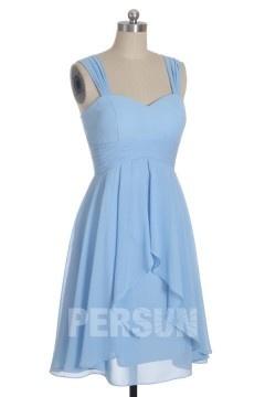 Robe bleu clair robe couleur jaune   Adventech 35d12188b013